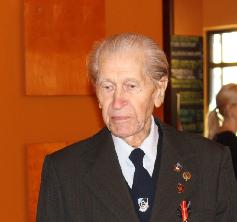 Õnnitleme juubilari! Herbert Kaasikmäe 95!