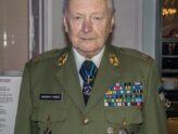 Vabadusvõitlejate ridadest lahkus jäädavalt major Hindrek Piiber