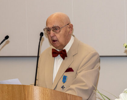 Helmuth Pastarus 08.07.1927-03.03.2021