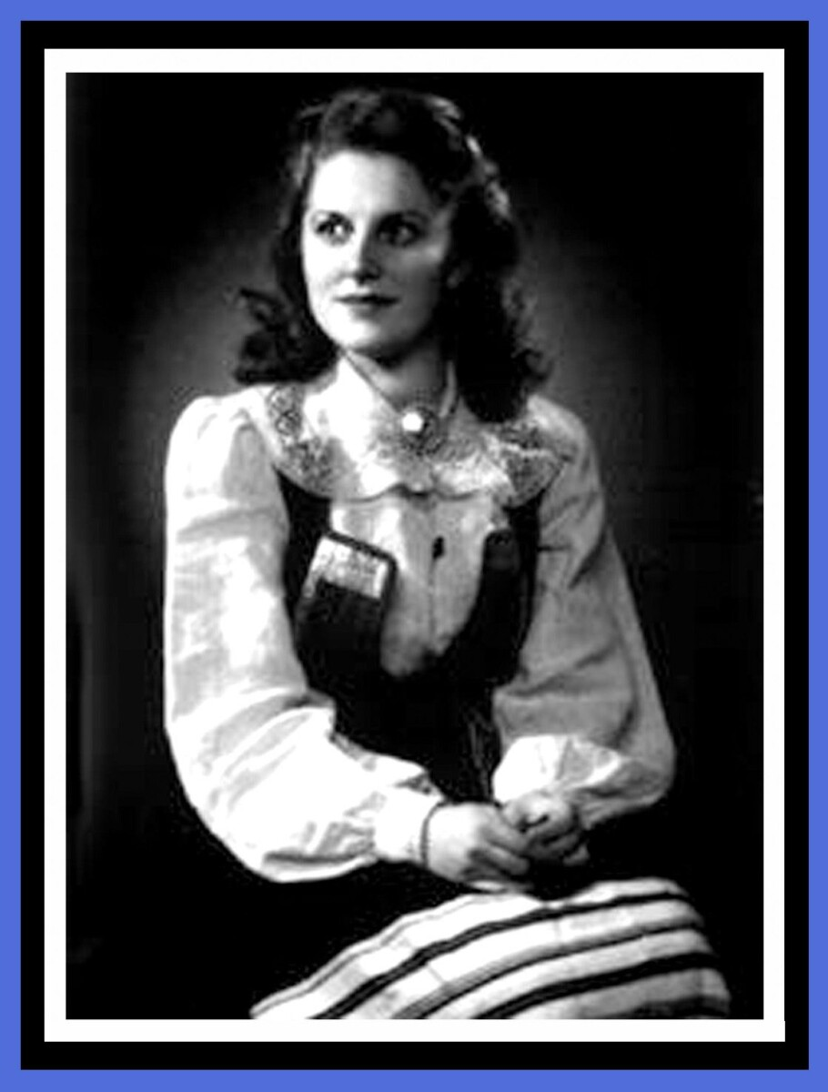 In Memoriam Evy Laamann Kalbus 26. november 1922 - 5. jaanuar 2021